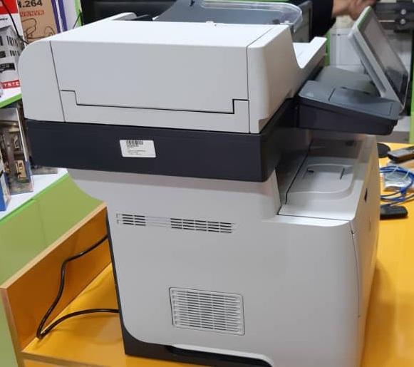 پرینتر چندکاره لیزری مدل HP LaserJet 500 MFP M525f