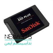 اس اس دی اینترنال سن دیسک مدل SSD PLUS ظرفیت 240 گیگابایت