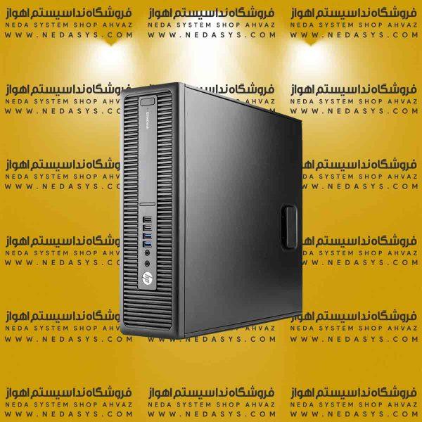 مینی کیس HP I5 نسل 6 مدل HP 800g2
